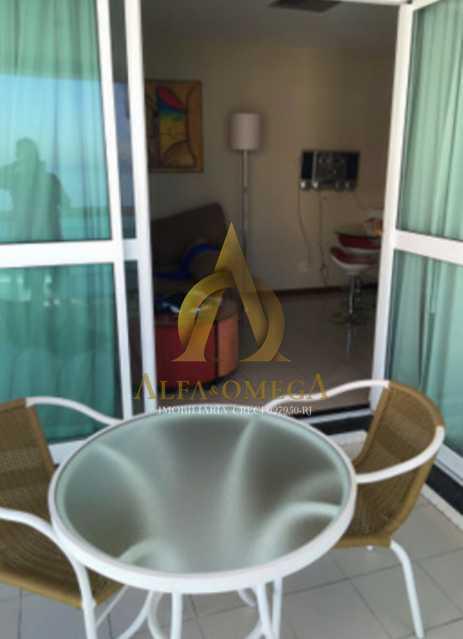 7 - Apartamento 1 quarto à venda Barra da Tijuca, Rio de Janeiro - R$ 690.000 - AO10255 - 3