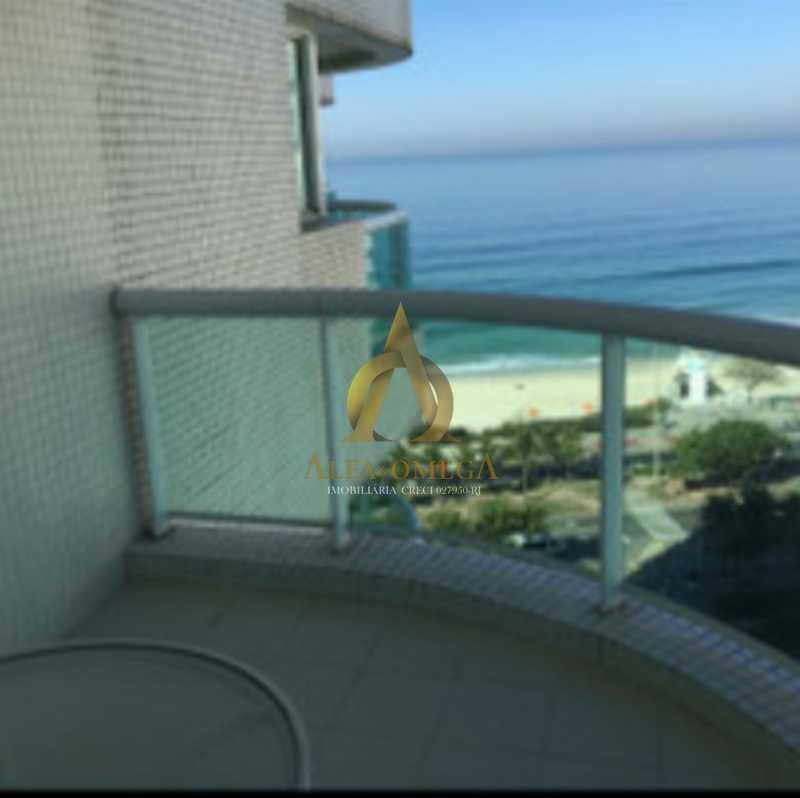 8 - Apartamento 1 quarto à venda Barra da Tijuca, Rio de Janeiro - R$ 690.000 - AO10255 - 9