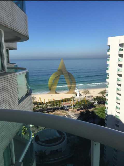 11 - Apartamento 1 quarto à venda Barra da Tijuca, Rio de Janeiro - R$ 690.000 - AO10255 - 8