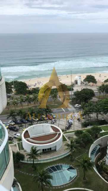 13 - Apartamento 1 quarto à venda Barra da Tijuca, Rio de Janeiro - R$ 690.000 - AO10255 - 16