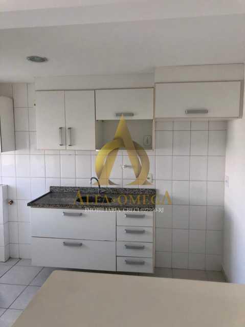 2 - Apartamento 2 quartos à venda Barra da Tijuca, Rio de Janeiro - R$ 370.000 - AO20457 - 21