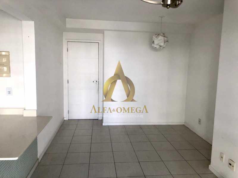 3 - Apartamento 2 quartos à venda Barra da Tijuca, Rio de Janeiro - R$ 370.000 - AO20457 - 5
