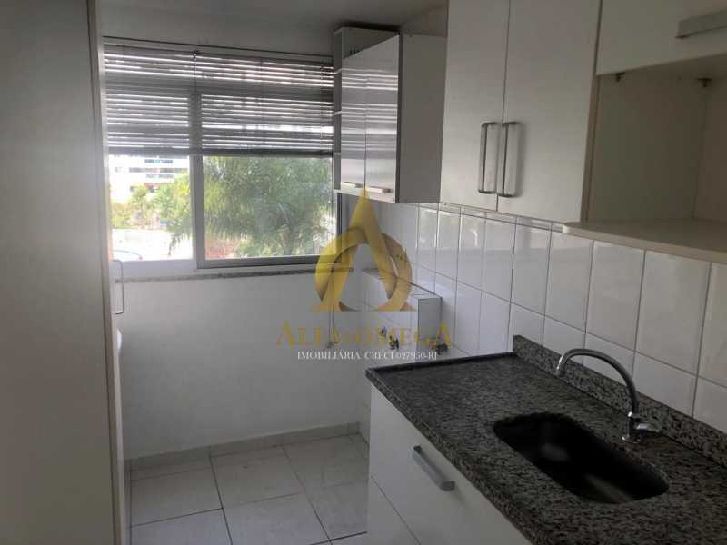 7 - Apartamento 2 quartos à venda Barra da Tijuca, Rio de Janeiro - R$ 370.000 - AO20457 - 22