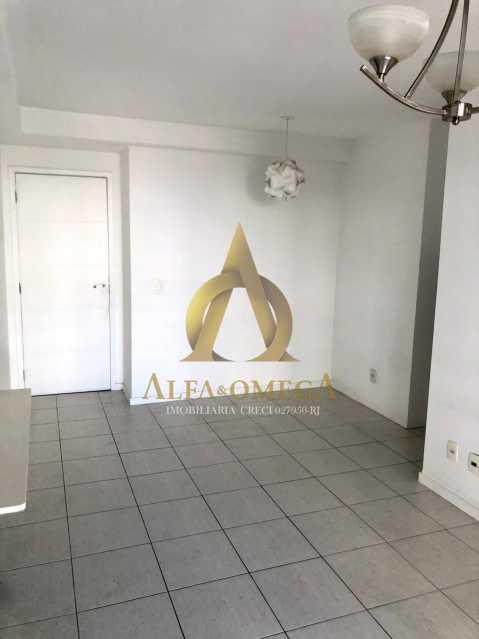 8 - Apartamento 2 quartos à venda Barra da Tijuca, Rio de Janeiro - R$ 370.000 - AO20457 - 6
