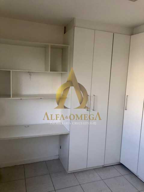 10 - Apartamento 2 quartos à venda Barra da Tijuca, Rio de Janeiro - R$ 370.000 - AO20457 - 10