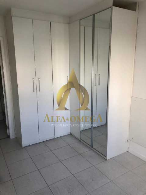 11 - Apartamento 2 quartos à venda Barra da Tijuca, Rio de Janeiro - R$ 370.000 - AO20457 - 11