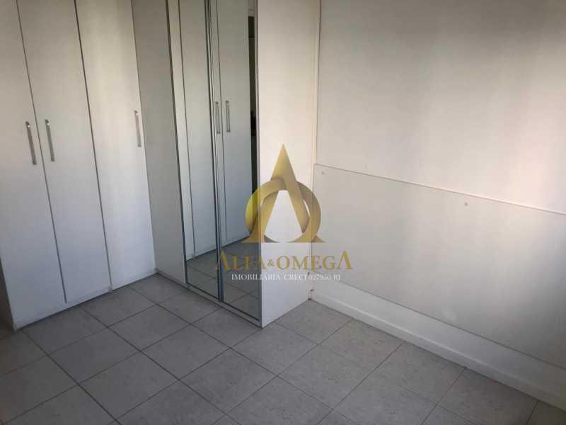 16 - Apartamento 2 quartos à venda Barra da Tijuca, Rio de Janeiro - R$ 370.000 - AO20457 - 13