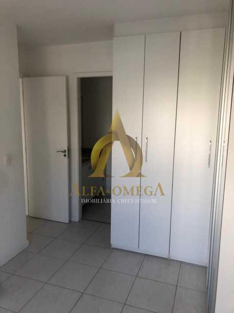 17 - Apartamento 2 quartos à venda Barra da Tijuca, Rio de Janeiro - R$ 370.000 - AO20457 - 12
