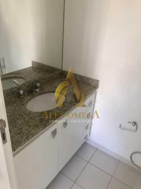 20 - Apartamento 2 quartos à venda Barra da Tijuca, Rio de Janeiro - R$ 370.000 - AO20457 - 19