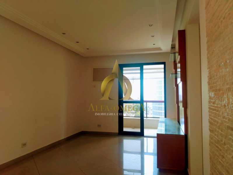 3 - Apartamento 2 quartos à venda Barra da Tijuca, Rio de Janeiro - R$ 650.000 - AO20459 - 3
