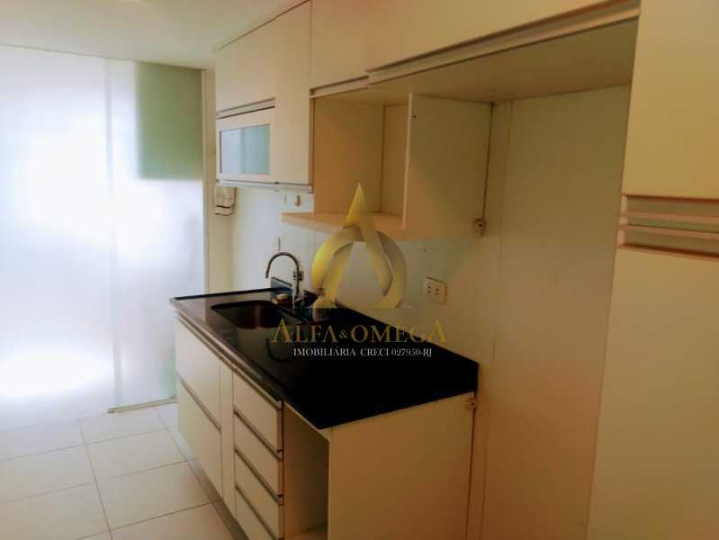 9 - Apartamento 2 quartos à venda Barra da Tijuca, Rio de Janeiro - R$ 650.000 - AO20459 - 18