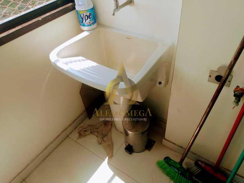 12 - Apartamento 2 quartos à venda Barra da Tijuca, Rio de Janeiro - R$ 650.000 - AO20459 - 23