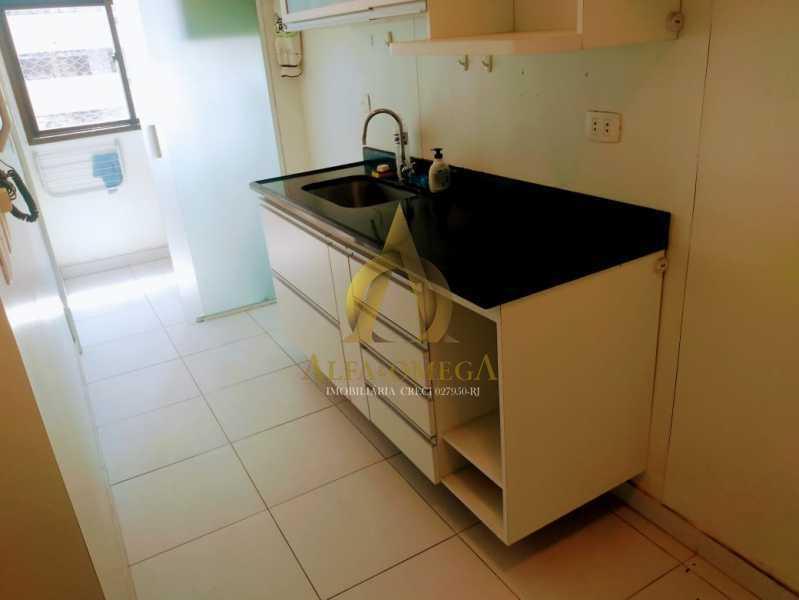 14 - Apartamento 2 quartos à venda Barra da Tijuca, Rio de Janeiro - R$ 650.000 - AO20459 - 21