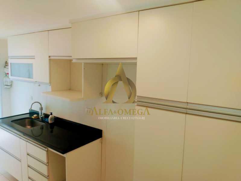 15 - Apartamento 2 quartos à venda Barra da Tijuca, Rio de Janeiro - R$ 650.000 - AO20459 - 22