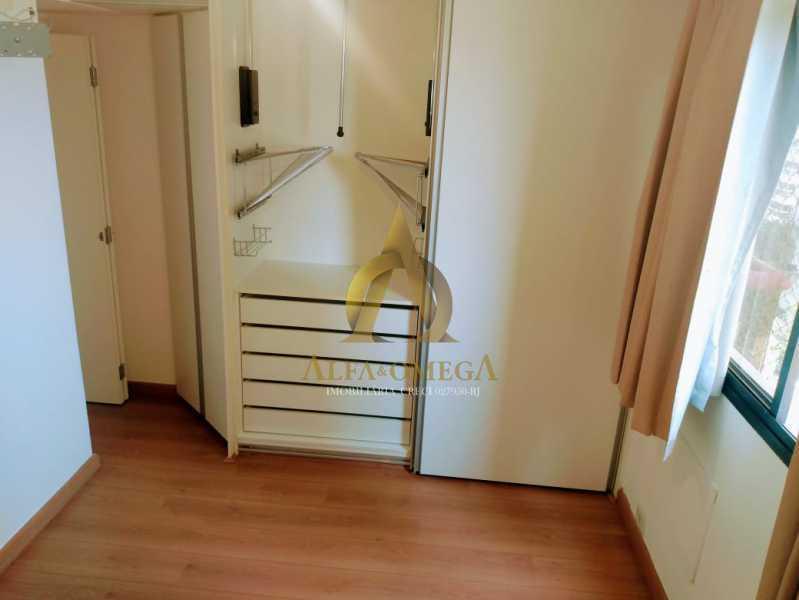 17 - Apartamento 2 quartos à venda Barra da Tijuca, Rio de Janeiro - R$ 650.000 - AO20459 - 11