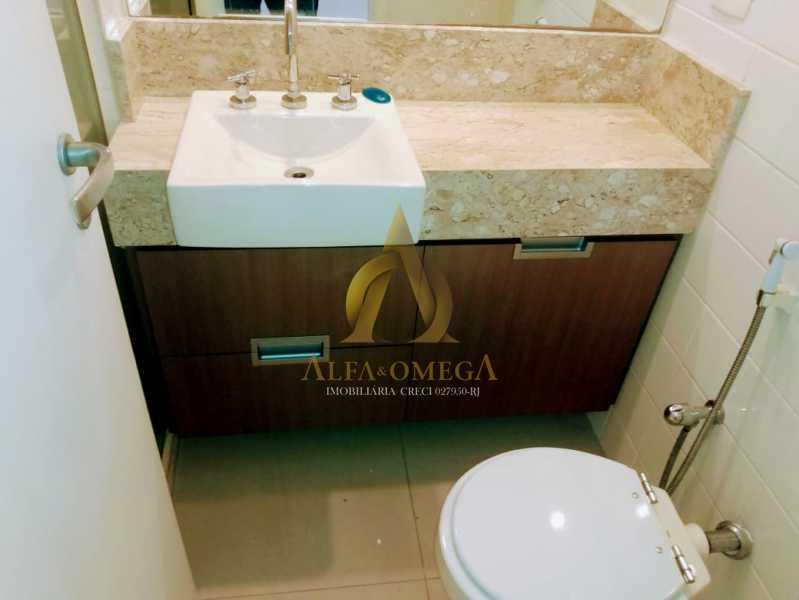 22 - Apartamento 2 quartos à venda Barra da Tijuca, Rio de Janeiro - R$ 650.000 - AO20459 - 14