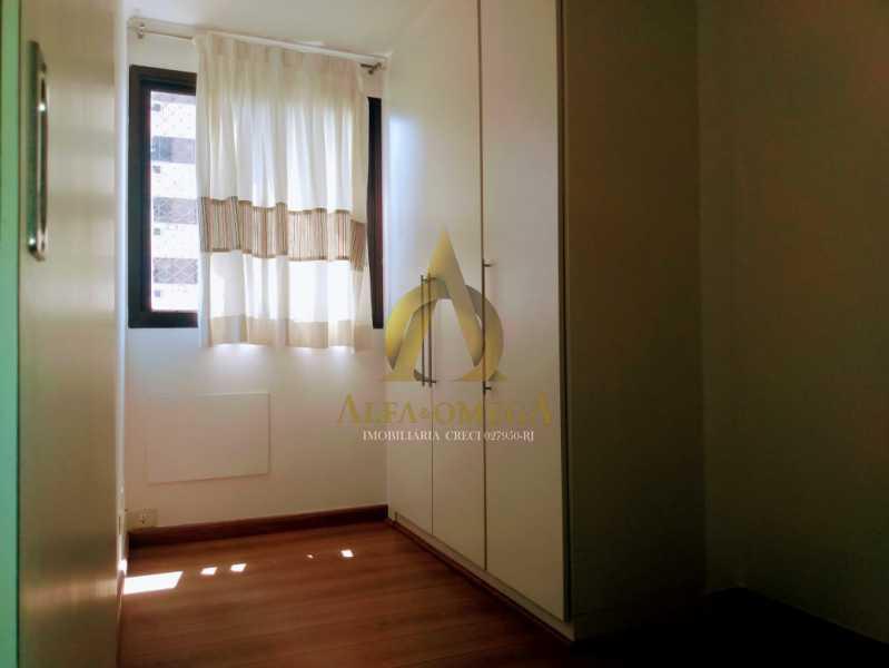 24 - Apartamento 2 quartos à venda Barra da Tijuca, Rio de Janeiro - R$ 650.000 - AO20459 - 8