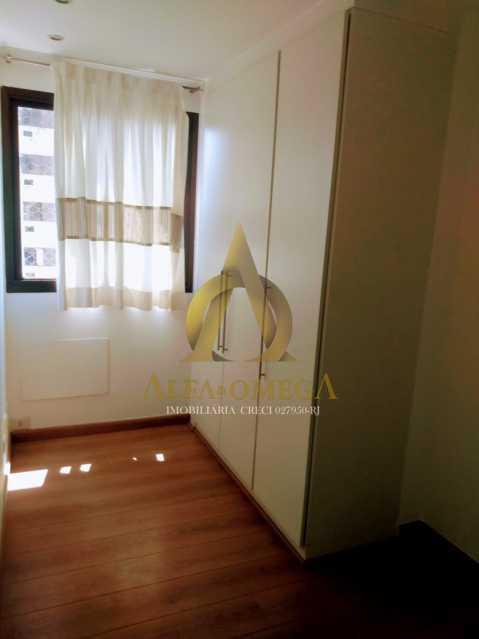 25 - Apartamento 2 quartos à venda Barra da Tijuca, Rio de Janeiro - R$ 650.000 - AO20459 - 9