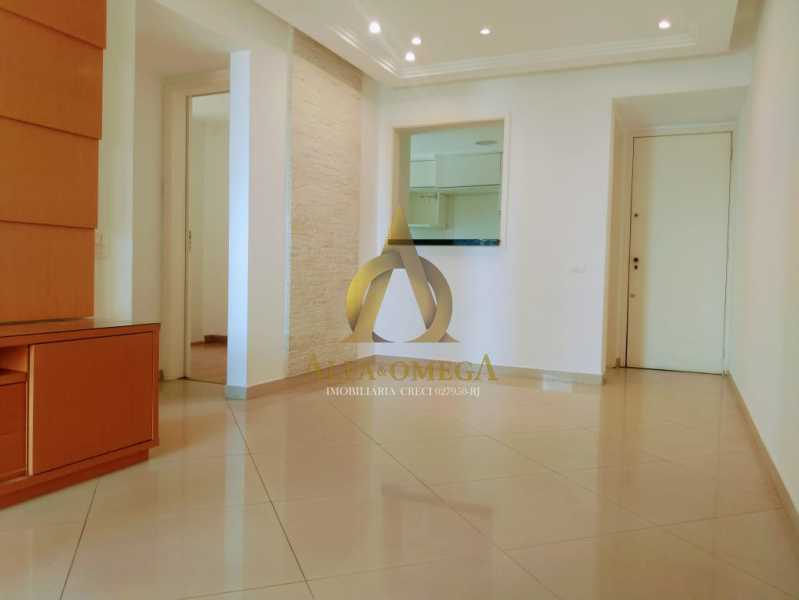 27 - Apartamento 2 quartos à venda Barra da Tijuca, Rio de Janeiro - R$ 650.000 - AO20459 - 5