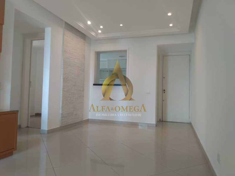 28 - Apartamento 2 quartos à venda Barra da Tijuca, Rio de Janeiro - R$ 650.000 - AO20459 - 6