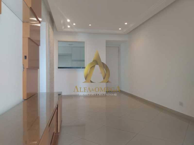 29 - Apartamento 2 quartos à venda Barra da Tijuca, Rio de Janeiro - R$ 650.000 - AO20459 - 7