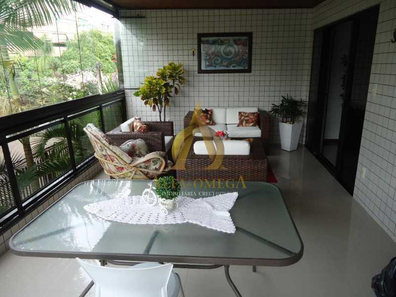 4 - Apartamento 3 quartos à venda Recreio dos Bandeirantes, Rio de Janeiro - R$ 735.000 - AO30219 - 4