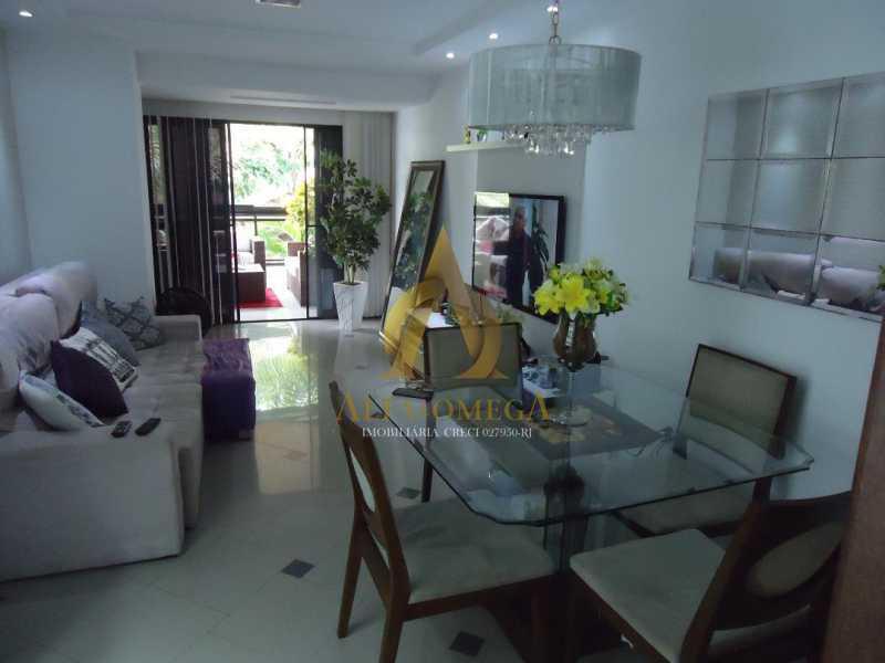 11 - Apartamento 3 quartos à venda Recreio dos Bandeirantes, Rio de Janeiro - R$ 735.000 - AO30219 - 6