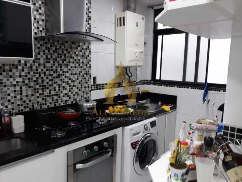 19 - Apartamento 3 quartos à venda Recreio dos Bandeirantes, Rio de Janeiro - R$ 735.000 - AO30219 - 16