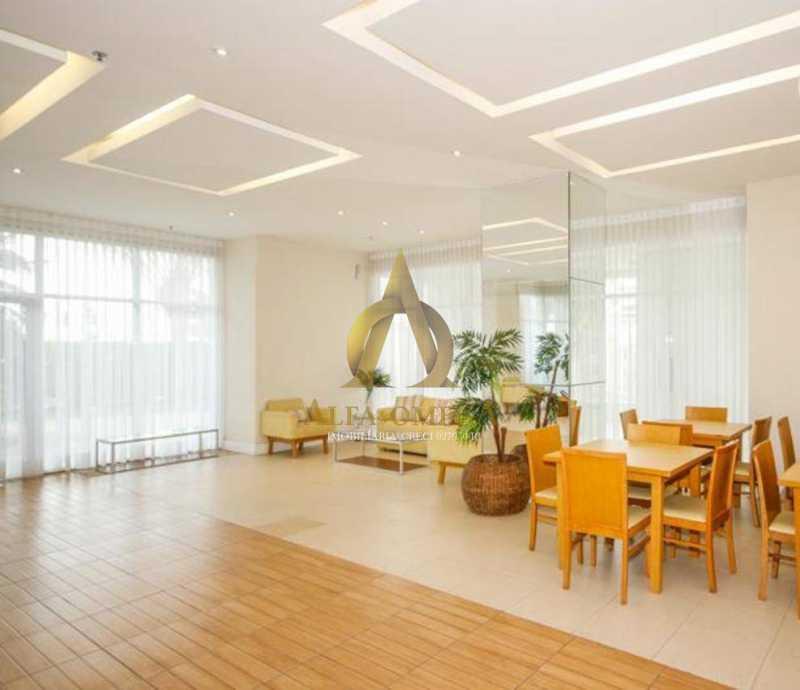 1 - Apartamento 2 quartos à venda Barra da Tijuca, Rio de Janeiro - R$ 549.000 - AO20461 - 12