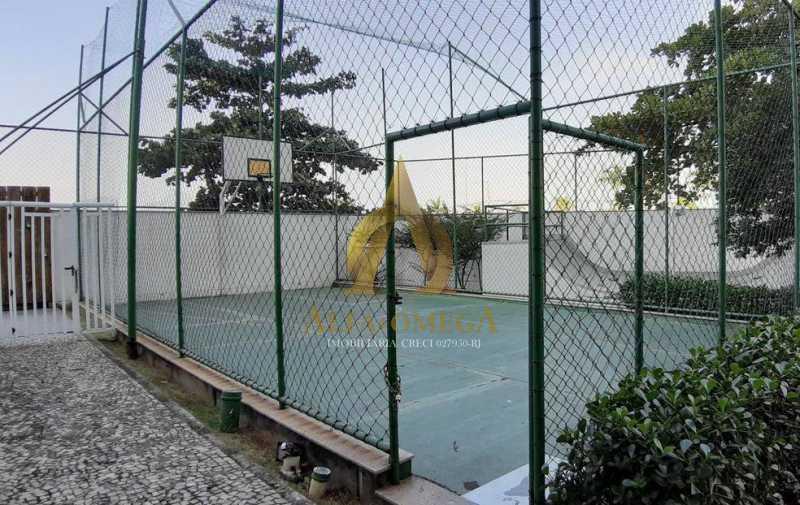 2 - Apartamento 2 quartos à venda Barra da Tijuca, Rio de Janeiro - R$ 549.000 - AO20461 - 16
