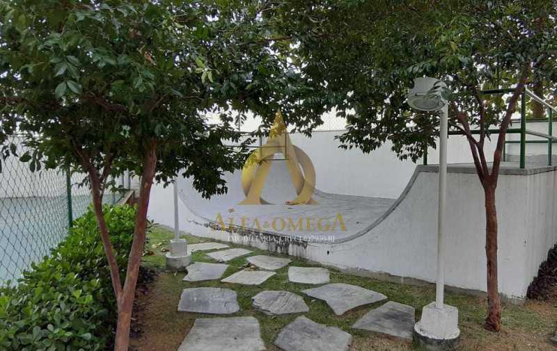 3 - Apartamento 2 quartos à venda Barra da Tijuca, Rio de Janeiro - R$ 549.000 - AO20461 - 19