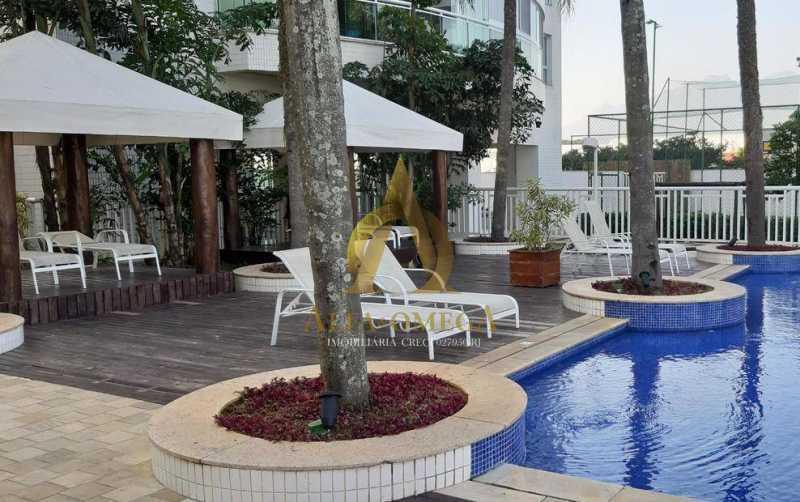 6 - Apartamento 2 quartos à venda Barra da Tijuca, Rio de Janeiro - R$ 549.000 - AO20461 - 18
