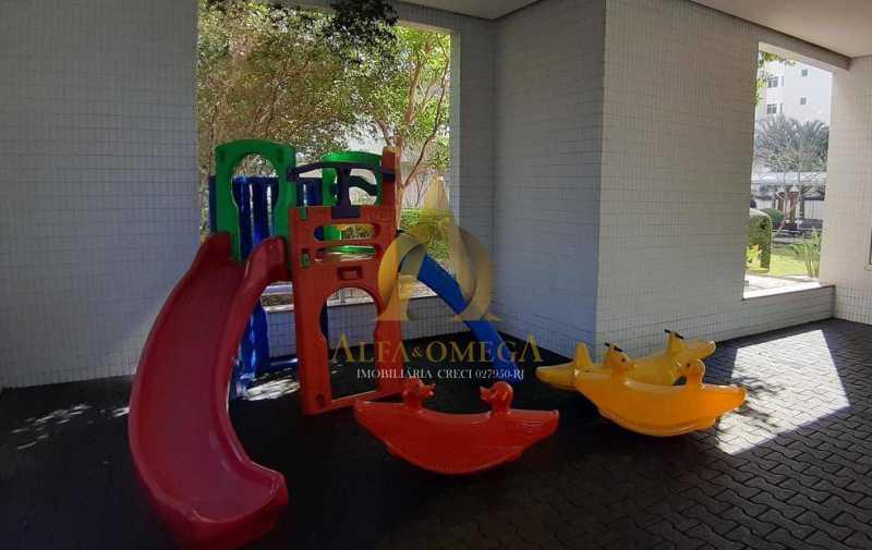 7 - Apartamento 2 quartos à venda Barra da Tijuca, Rio de Janeiro - R$ 549.000 - AO20461 - 13