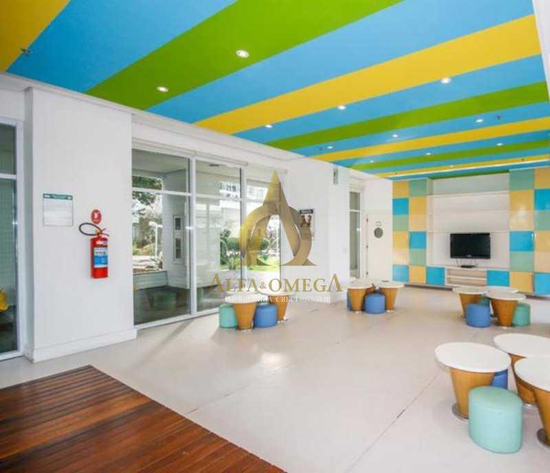 9 - Apartamento 2 quartos à venda Barra da Tijuca, Rio de Janeiro - R$ 549.000 - AO20461 - 14