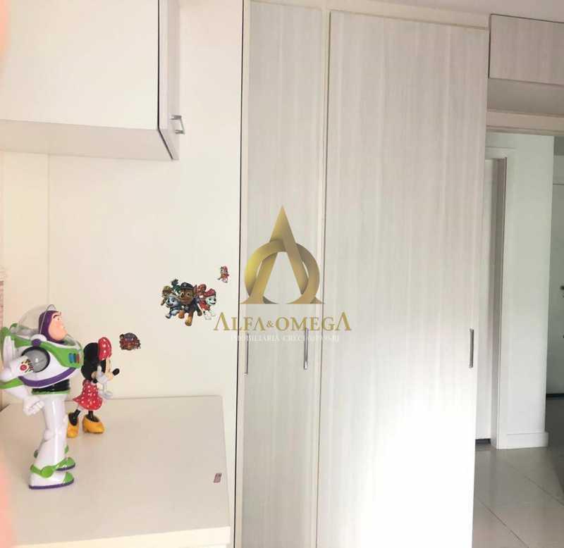 13 - Apartamento 2 quartos à venda Barra da Tijuca, Rio de Janeiro - R$ 549.000 - AO20461 - 8