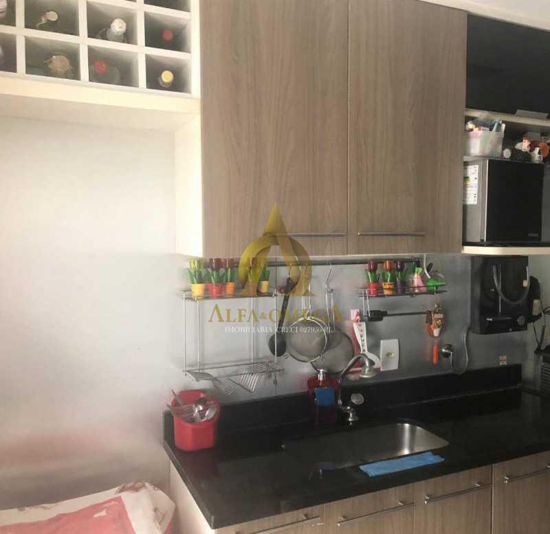 14 - Apartamento 2 quartos à venda Barra da Tijuca, Rio de Janeiro - R$ 549.000 - AO20461 - 10