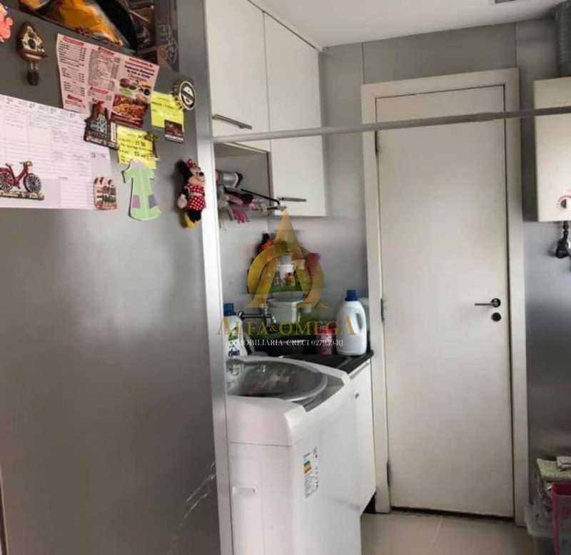 15 - Apartamento 2 quartos à venda Barra da Tijuca, Rio de Janeiro - R$ 549.000 - AO20461 - 11