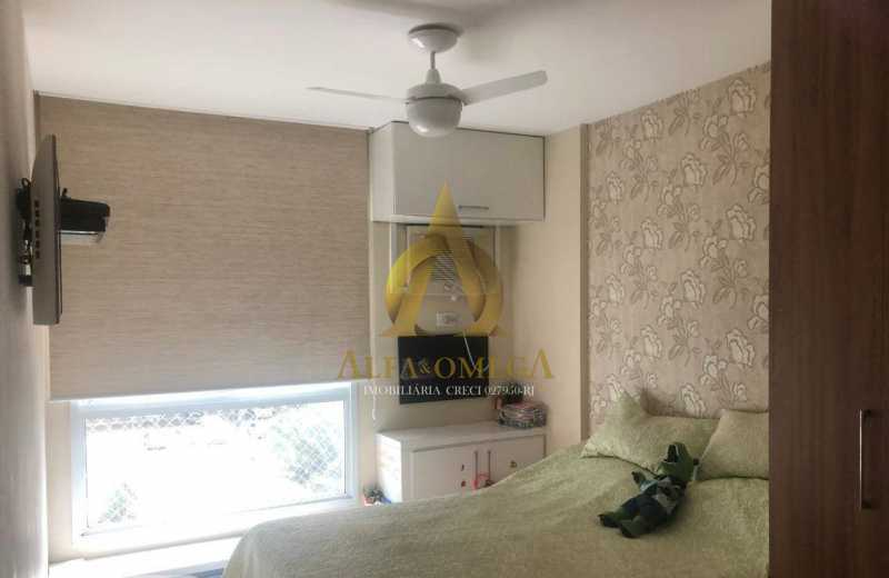 16 - Apartamento 2 quartos à venda Barra da Tijuca, Rio de Janeiro - R$ 549.000 - AO20461 - 5