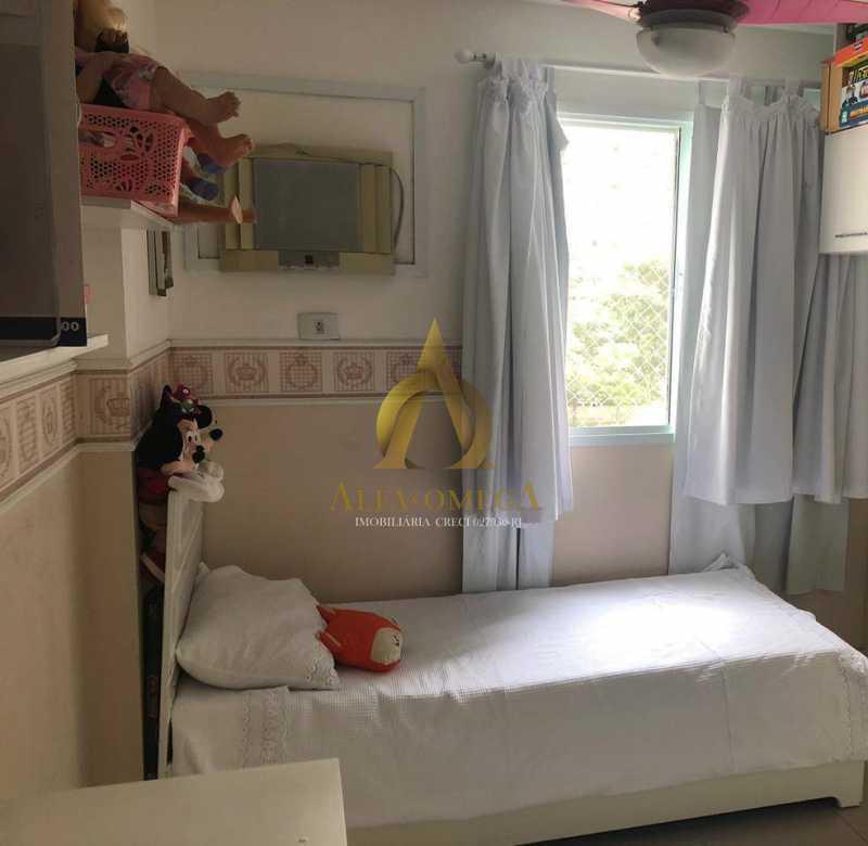 18 - Apartamento 2 quartos à venda Barra da Tijuca, Rio de Janeiro - R$ 549.000 - AO20461 - 7