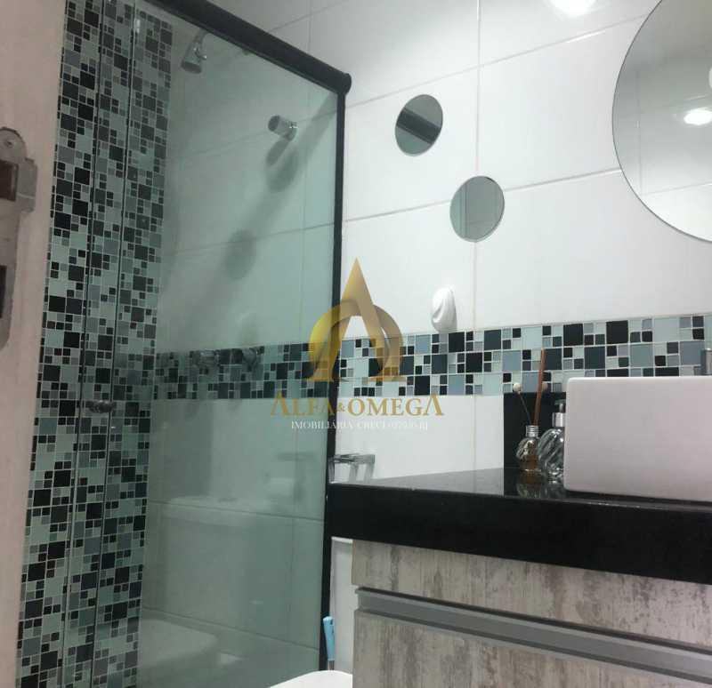 19 - Apartamento 2 quartos à venda Barra da Tijuca, Rio de Janeiro - R$ 549.000 - AO20461 - 9