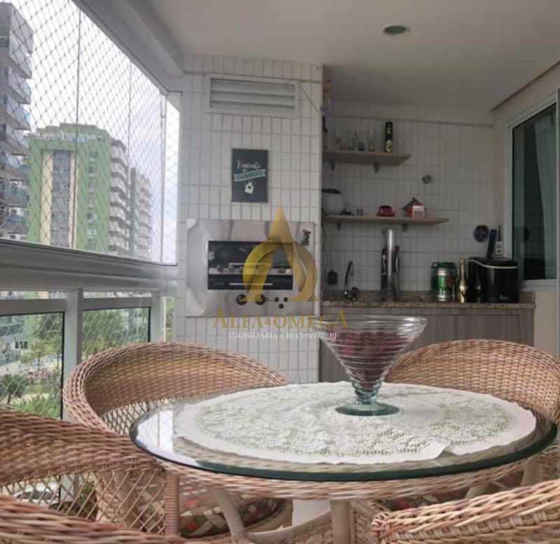 20 - Apartamento 2 quartos à venda Barra da Tijuca, Rio de Janeiro - R$ 549.000 - AO20461 - 1