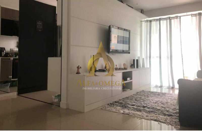 21 - Apartamento 2 quartos à venda Barra da Tijuca, Rio de Janeiro - R$ 549.000 - AO20461 - 3