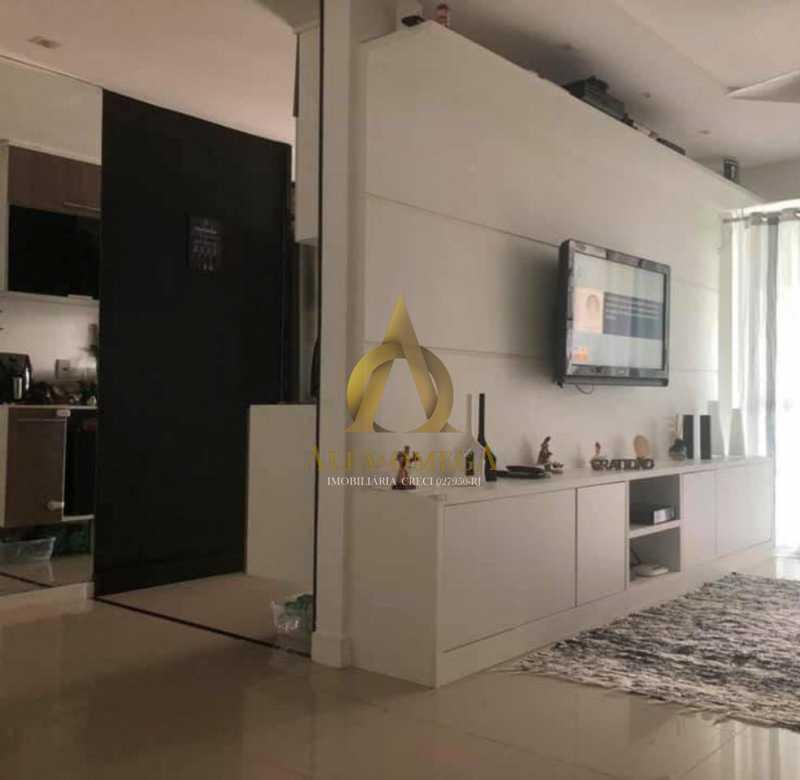 22 - Apartamento 2 quartos à venda Barra da Tijuca, Rio de Janeiro - R$ 549.000 - AO20461 - 4