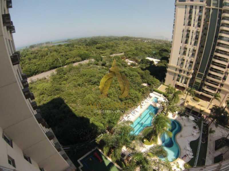 1 - Apartamento 3 quartos para alugar Barra da Tijuca, Rio de Janeiro - R$ 4.200 - AO30154L - 1