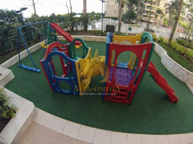 5 - Apartamento 3 quartos para alugar Barra da Tijuca, Rio de Janeiro - R$ 4.200 - AO30154L - 13