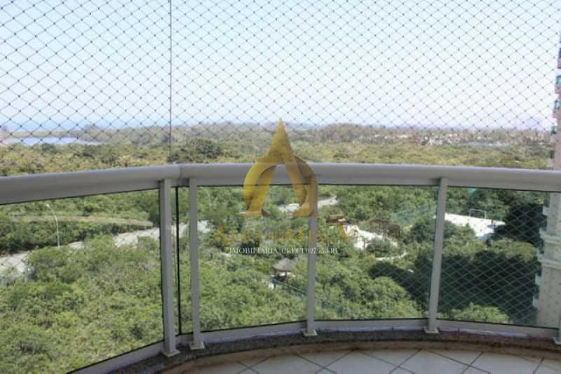 6 - Apartamento 3 quartos para alugar Barra da Tijuca, Rio de Janeiro - R$ 4.200 - AO30154L - 3