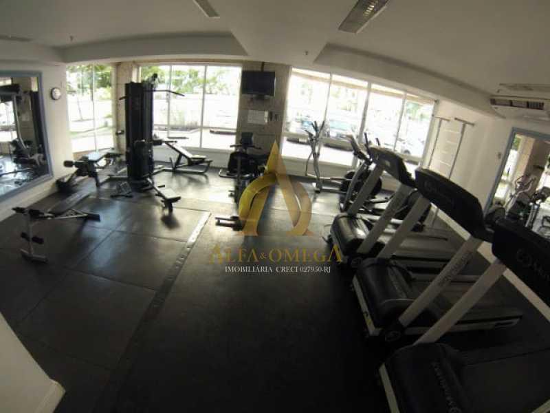 8 - Apartamento 3 quartos para alugar Barra da Tijuca, Rio de Janeiro - R$ 4.200 - AO30154L - 15
