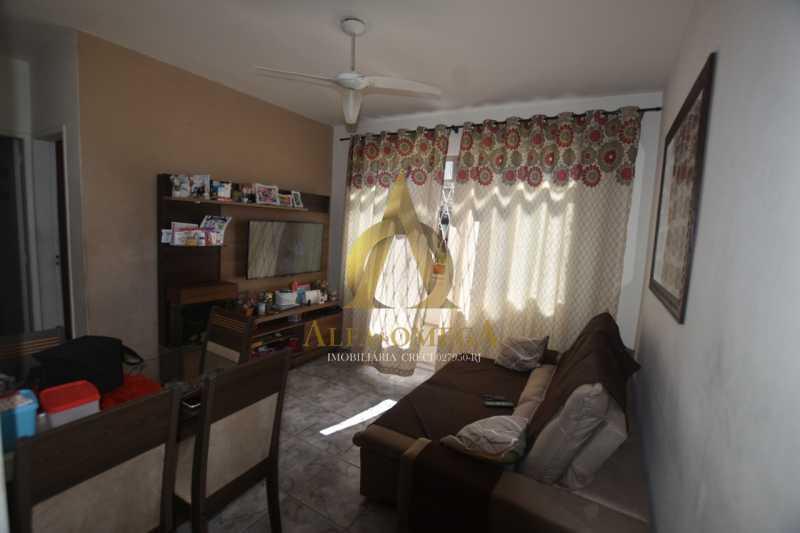 2 - Apartamento 2 quartos à venda Praça Seca, Rio de Janeiro - R$ 180.000 - AOJ20260 - 1