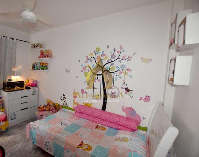 4 - Apartamento 2 quartos à venda Praça Seca, Rio de Janeiro - R$ 180.000 - AOJ20260 - 8