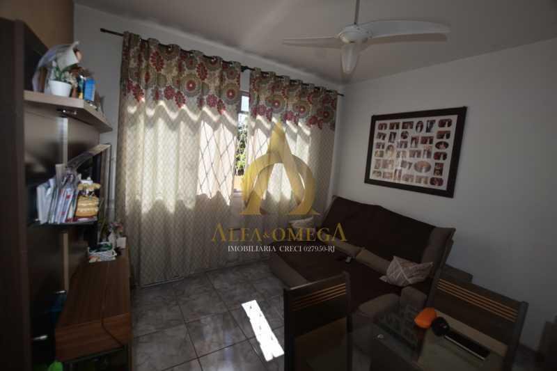 6 - Apartamento 2 quartos à venda Praça Seca, Rio de Janeiro - R$ 180.000 - AOJ20260 - 3